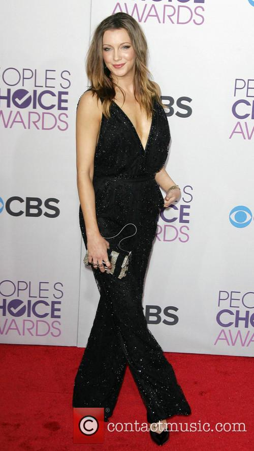 Katie Cassidy and People's Choice Awards 3