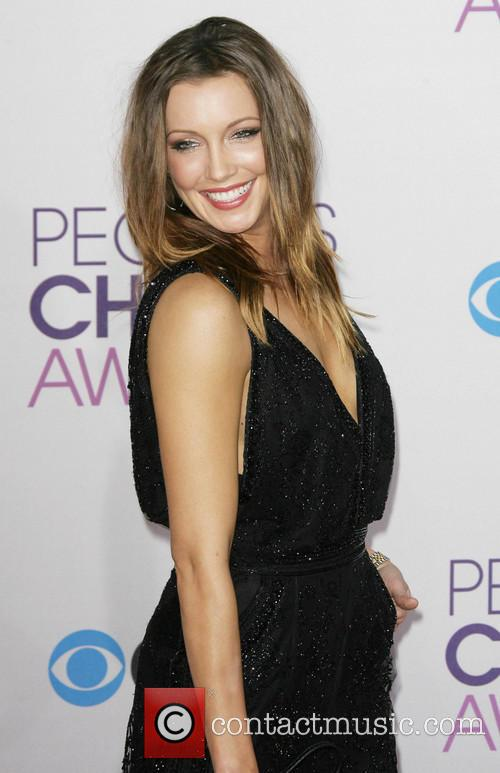 Katie Cassidy and People's Choice Awards 1