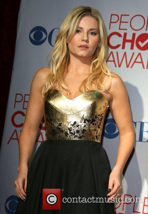 Elisha Cuthbert and People's Choice Awards 2