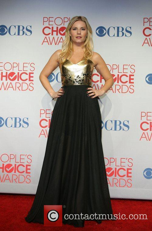Elisha Cuthbert and People's Choice Awards 5