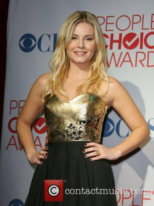 Elisha Cuthbert and People's Choice Awards 6