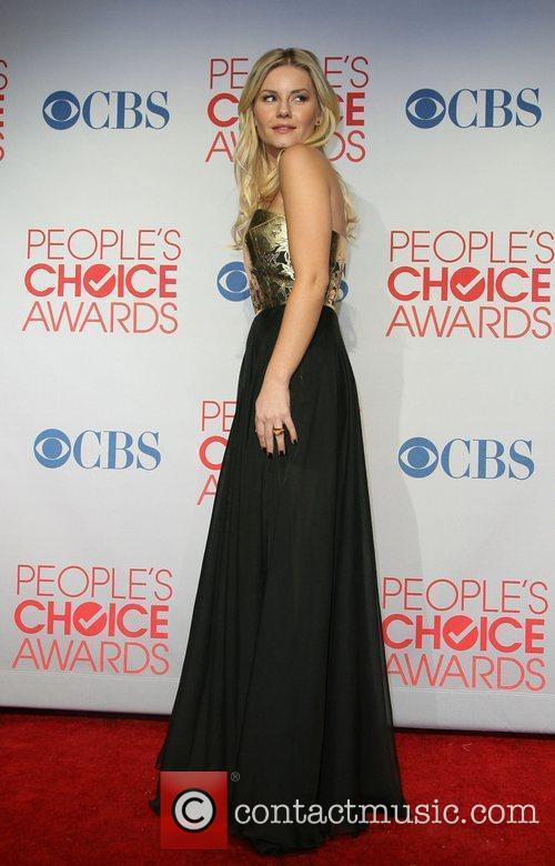 Elisha Cuthbert and People's Choice Awards 7