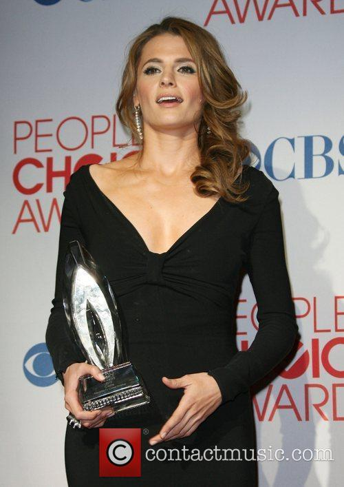 Stana Katic and People's Choice Awards 2