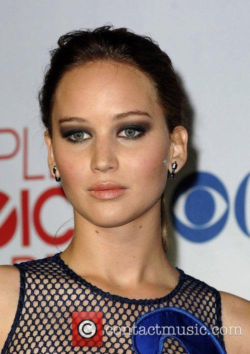 Jennifer Lawrence and People's Choice Awards 3