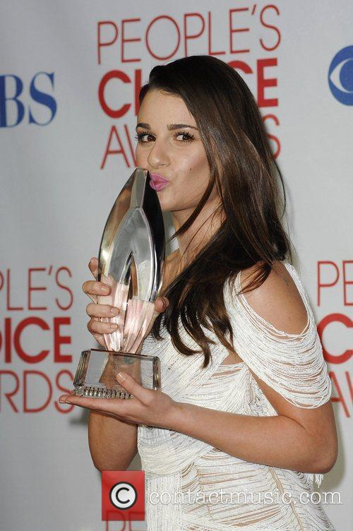 Lea Michele and People's Choice Awards 8