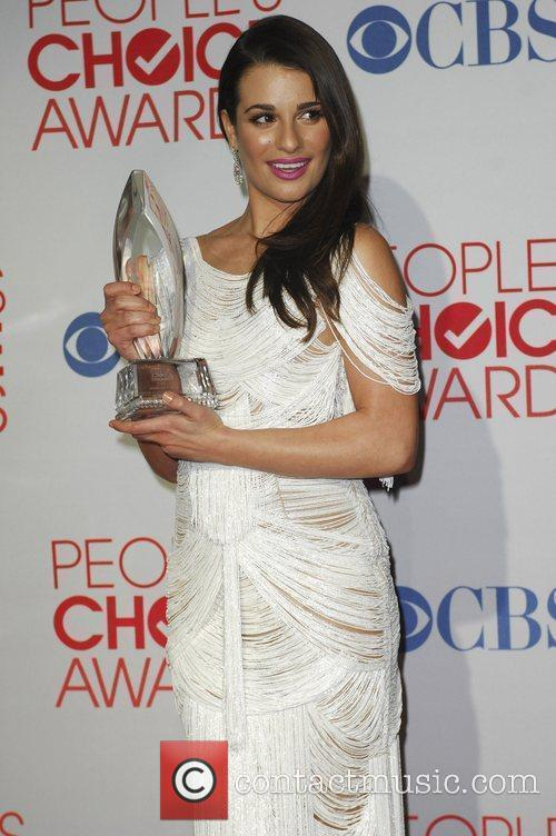Lea Michele and People's Choice Awards 9
