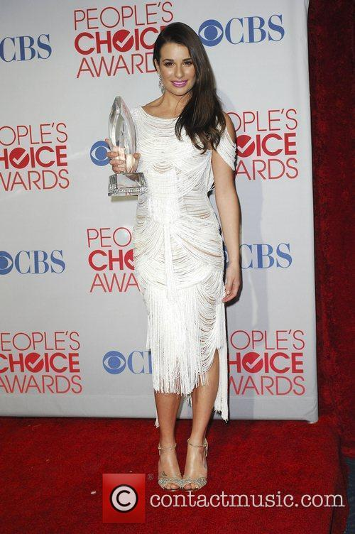 Lea Michele and People's Choice Awards 14