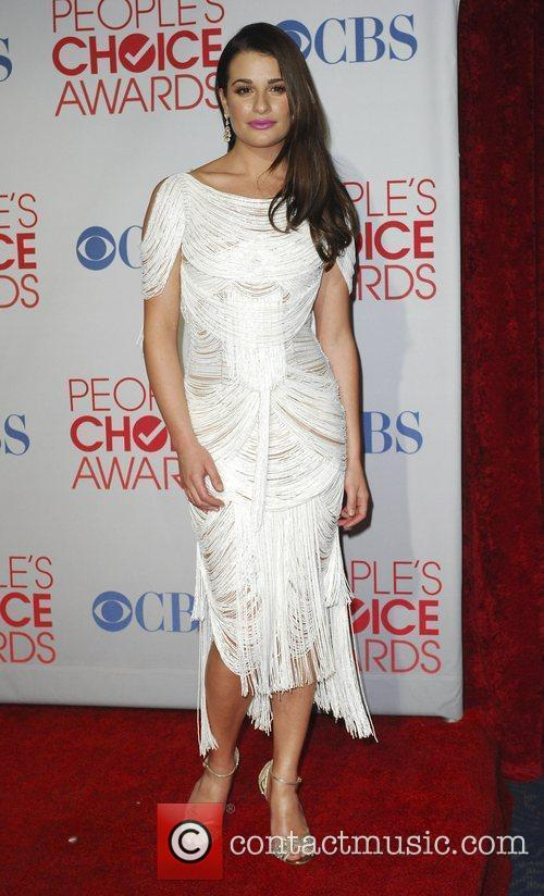 Lea Michele and People's Choice Awards 15