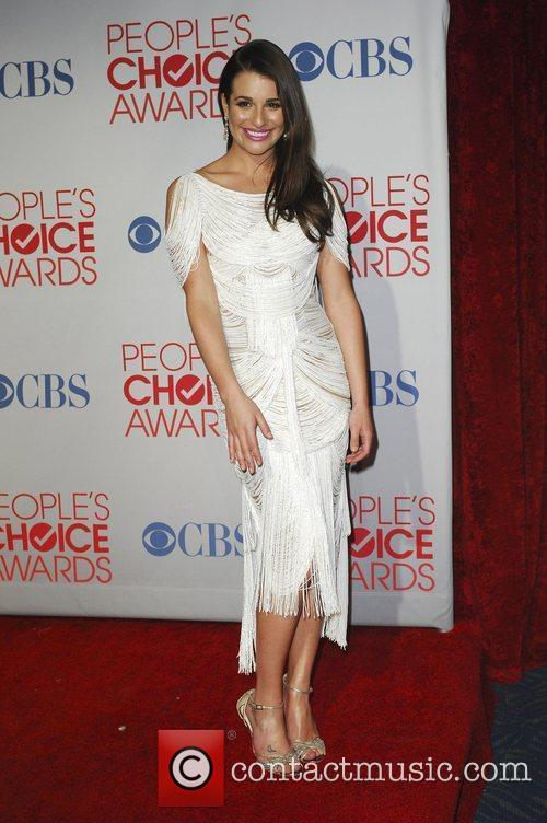 Lea Michele and People's Choice Awards 17
