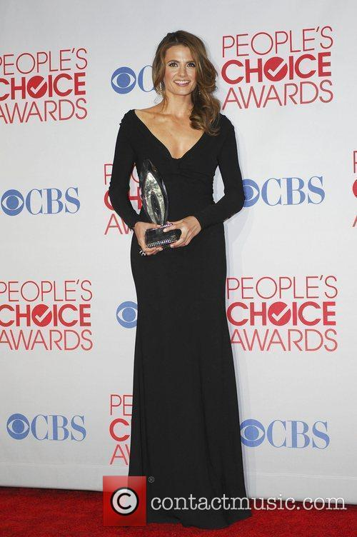 Stana Katic and People's Choice Awards 4