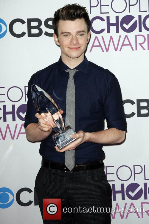 Chris Colfer and People's Choice Awards 3