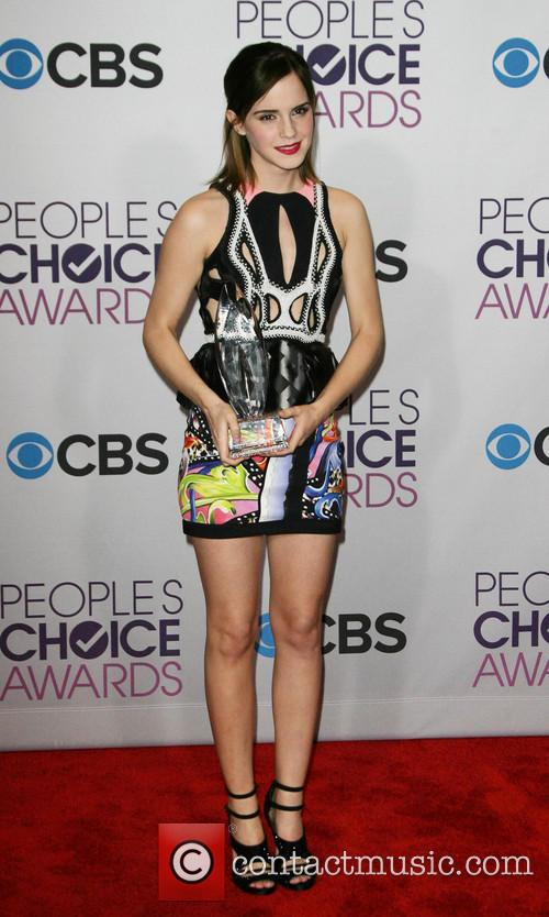 Emma Watson and People's Choice Awards 5