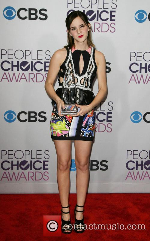 Emma Watson and People's Choice Awards 6