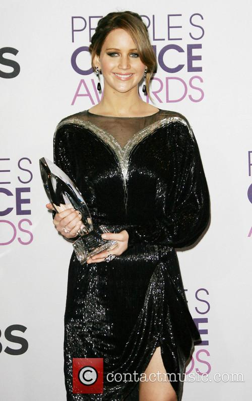 Jennifer Lawrence and People's Choice Awards 10