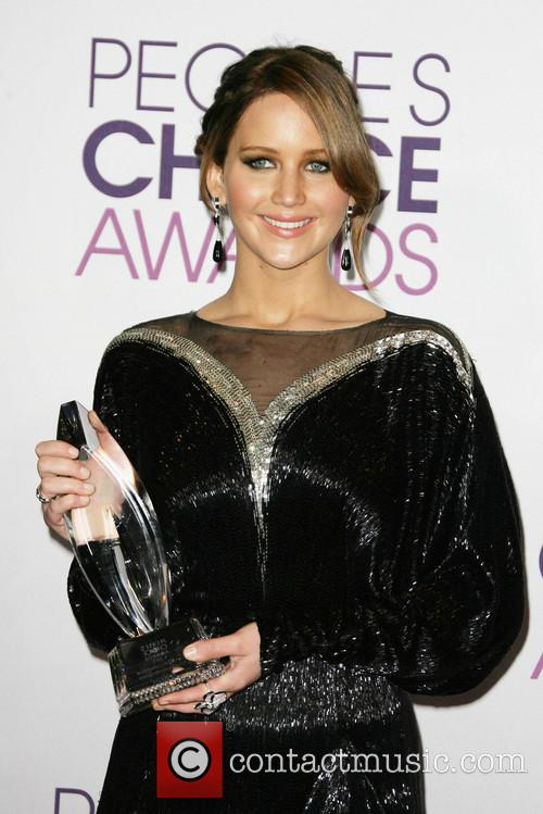 Jennifer Lawrence and People's Choice Awards 11