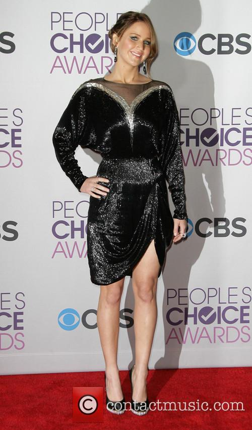 Jennifer Lawrence and People's Choice Awards 8