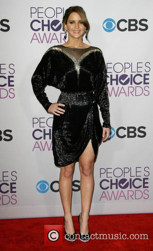 Jennifer Lawrence and Peoples Choice Awards 9