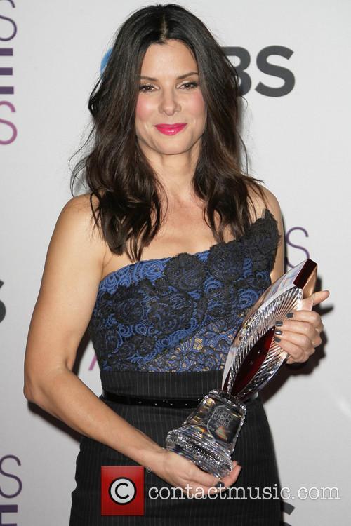 Sandra Bullock and People's Choice Awards 10