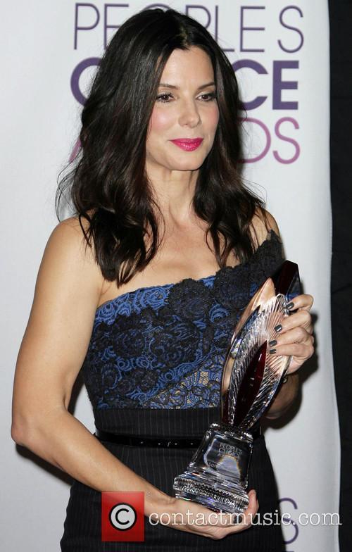 Sandra Bullock and People's Choice Awards 9