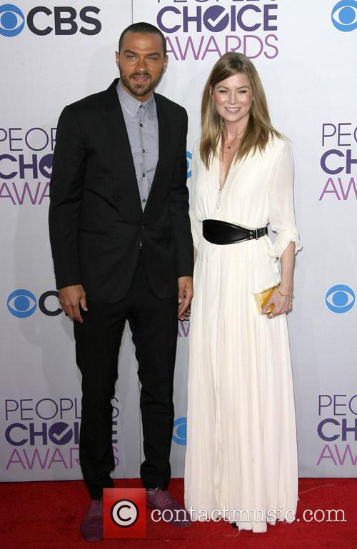 Ellen Pompeo, Jesse Williams and Annual People's Choice Awards 2