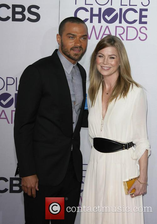 Ellen Pompeo, Jesse Williams and Annual People's Choice Awards 3