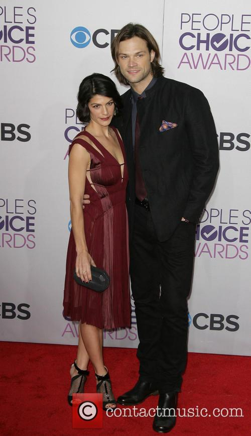 Jared Padalecki, Genevieve Padalecki and Annual People's Choice Awards 2