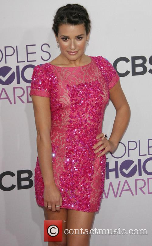 Lea Michele, Annual People's Choice Awards