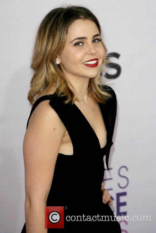 Mae Whitman and Annual People's Choice Awards 1