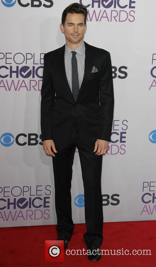 Matthew Bomer and Annual People's Choice Awards 2
