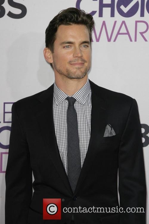 Matthew Bomer and Annual People's Choice Awards 3