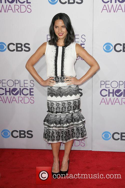 Olivia Munn and Annual People's Choice Awards 11