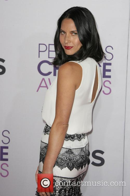 Olivia Munn and Annual People's Choice Awards 3
