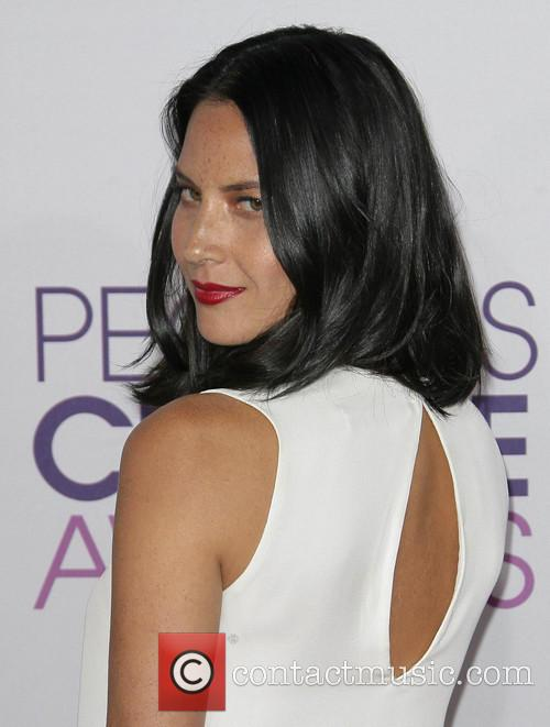 Olivia Munn and Annual People's Choice Awards 7