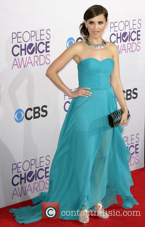 Rachael Leigh Cook and Annual People's Choice Awards 1