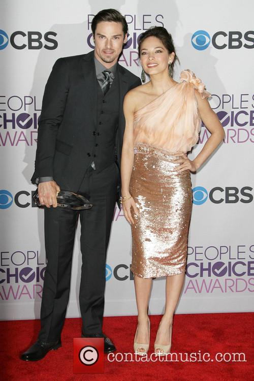 Kristin Kreuk and Jay Ryan 8