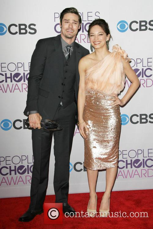 Kristin Kreuk and Jay Ryan 5