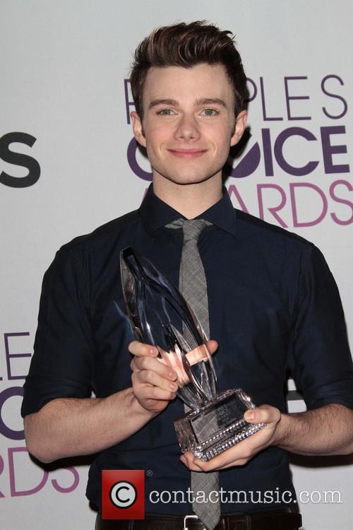Chris Colfer, Annual People's Choice Awards