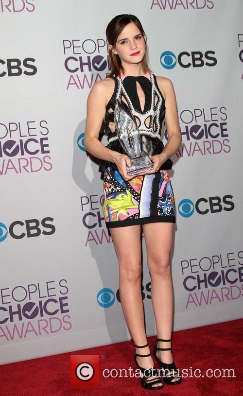 Emma Watson and Annual People's Choice Awards 11