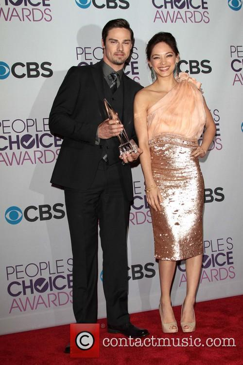 Jay Ryan, Kristin Kreuk, Annual People's Choice Awards