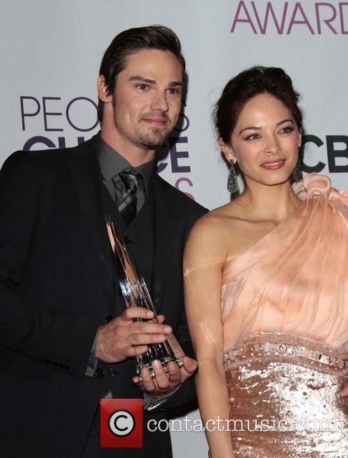 Jay Ryan, Kristin Kreuk and Annual People's Choice Awards 4