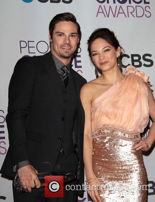 Jay Ryan, Kristin Kreuk and Annual People's Choice Awards 5