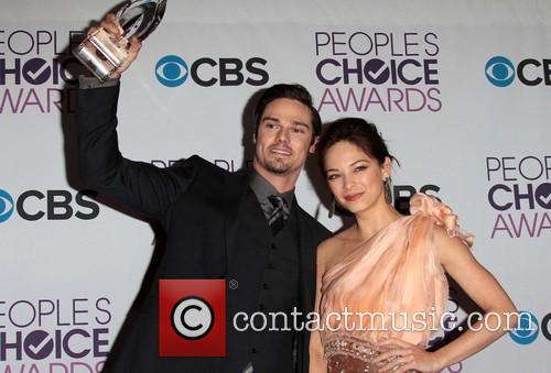 Jay Ryan, Kristin Kreuk and Annual People's Choice Awards 3