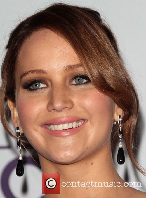 Jennifer Lawrence and Annual People's Choice Awards 1