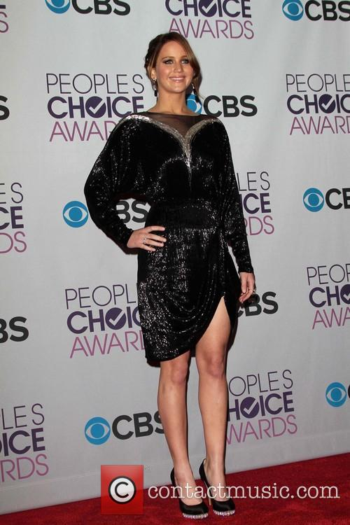 Jennifer Lawrence and Annual People's Choice Awards 2