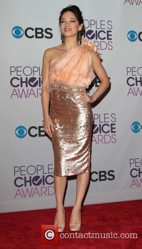 Kristin Kreuk and Annual People's Choice Awards 3