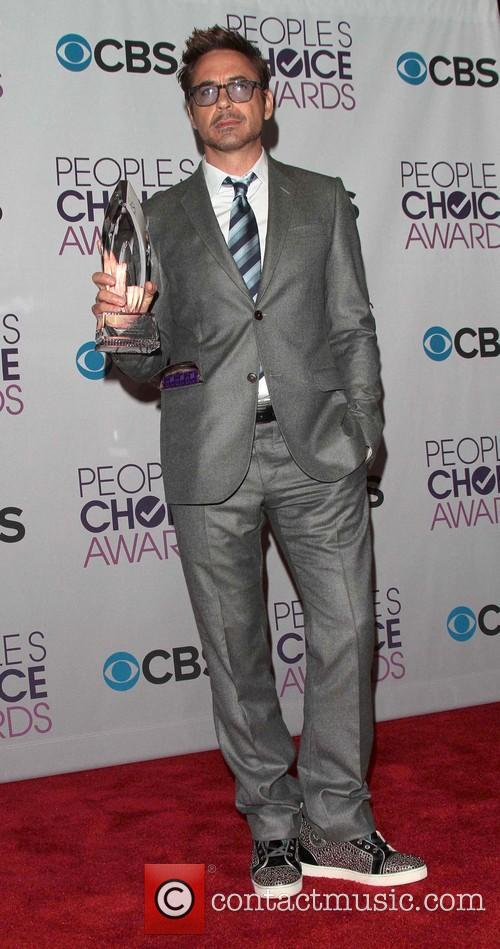 Robert Downey Jr and Annual People's Choice Awards 5