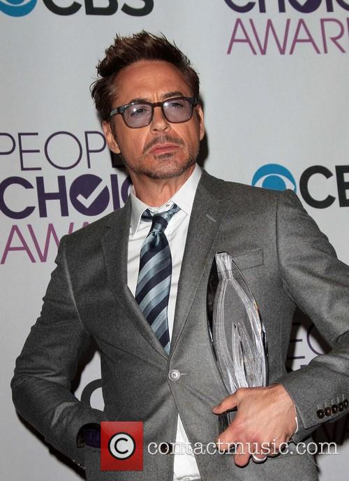 Robert Downey Jr and Annual People's Choice Awards 9