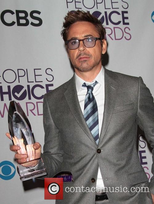 Robert Downey Jr and Annual People's Choice Awards 11