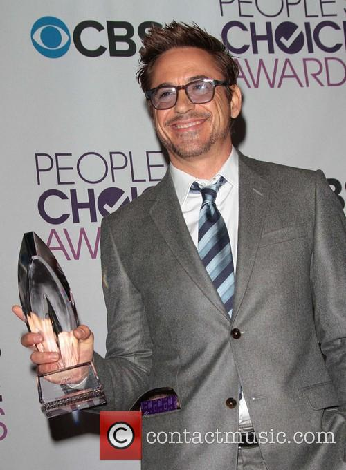 Robert Downey Jr and Annual People's Choice Awards 3