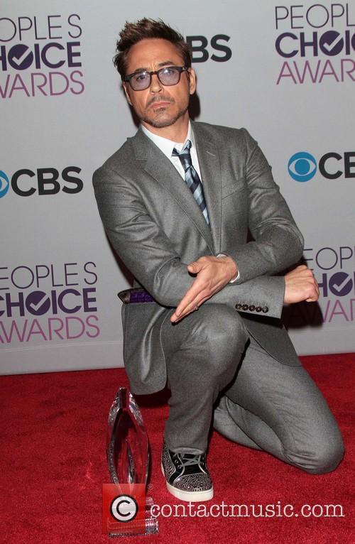 Robert Downey Jr and Annual People's Choice Awards 6